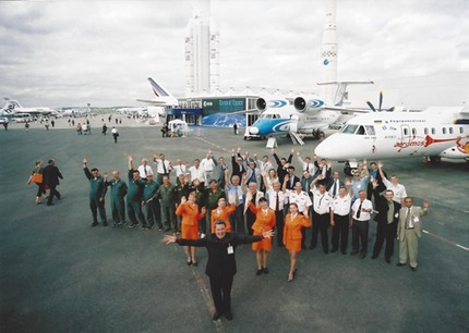 Paris Le Bourget 2003