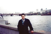 Pavel Naumenko London 1995
