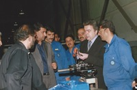 With HESA's experts Iran 2003